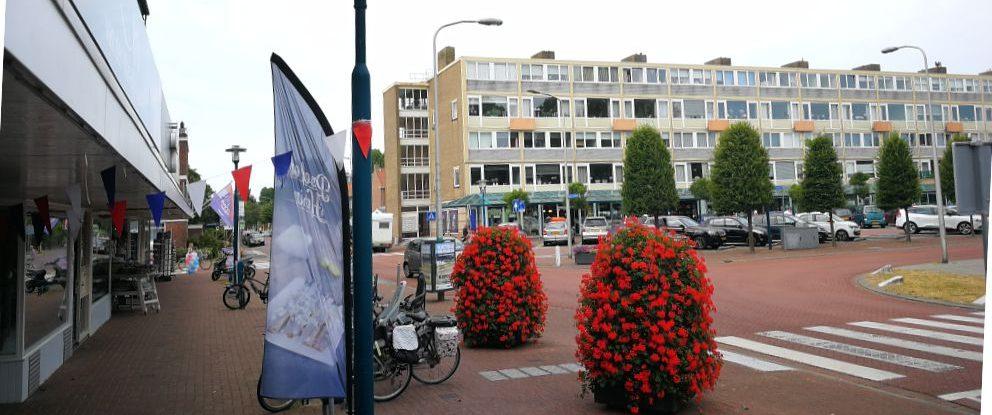 Bosplein Katwijk